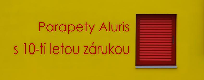 Parapety Aluris